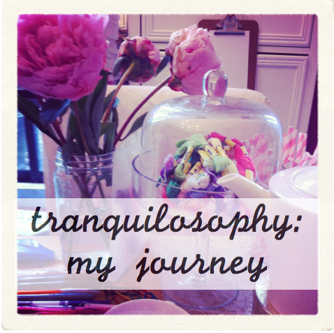 tranquilosophy: my journey
